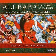 Cover-Bild zu Shakib, Siba (Gelesen): Ali Baba und die 40 Räuber (Audio Download)