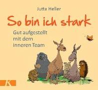 Cover-Bild zu Heller , Jutta: So bin ich stark