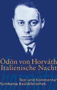 Cover-Bild zu Horváth, Ödön von: Italienische Nacht