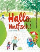 Cover-Bild zu Gundars, Lauris: Hallo, Walfisch!