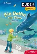 Cover-Bild zu Stehr, Sabine: Duden Leseprofi - Ein Delfin für Theo, 2. Klasse