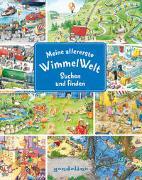Cover-Bild zu gondolino Wimmelbücher (Hrsg.): Meine allererste WimmelWelt - Suchen und finden