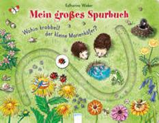 Cover-Bild zu Wieker, Katharina: Wohin krabbelt der kleine Marienkäfer?