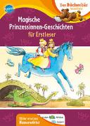 Cover-Bild zu Boehme, Julia: Magische Prinzessinnen-Geschichten für Erstleser