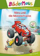 Cover-Bild zu Wieker, Katharina: Bildermaus - Nitro und die Monstertrucks