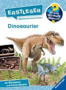 Cover-Bild zu von Kessel, Carola: Wieso? Weshalb? Warum? Erstleser: Dinosaurier (Band 1)
