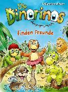 Cover-Bild zu Wieker, Katharina: Die Dinorinos finden Freunde (Band 3) (eBook)