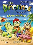 Cover-Bild zu Wieker, Katharina: Die Dinorinos fahren ans Meer (Band 4) (eBook)