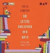Cover-Bild zu Sampson, Freya: Die letzte Bibliothek der Welt