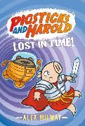 Cover-Bild zu Milway, Alex: Pigsticks and Harold Lost in Time!