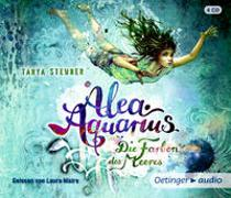 Cover-Bild zu Stewner, Tanya: Alea Aquarius 02. Die Farben des Meeres (4 CD)