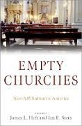 Cover-Bild zu Heft, James L. S. M. (Hrsg.): Empty Churches (eBook)