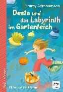 Cover-Bild zu Abrahamson, Emmy: Desta und das Labyrinth im Gartenteich (eBook)