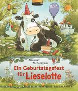 Cover-Bild zu Steffensmeier, Alexander: Ein Geburtstagsfest für Lieselotte (Mini-Broschur)