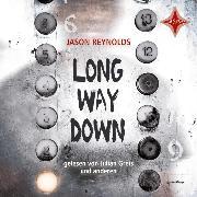Cover-Bild zu Reynolds, Jason: Long way down (Audio Download)