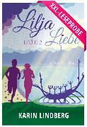 Cover-Bild zu Lindberg, Karin: XXL-Leseprobe Lilja und die Liebe (eBook)