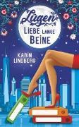 Cover-Bild zu Lindberg, Karin: Lügen, Liebe, lange Beine