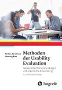 Cover-Bild zu Sarodnick, Florian: Methoden der Usability Evalution