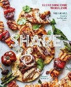 Cover-Bild zu Michaels, Theo A.: Share: Delicious Sharing Boards for Social Dining (eBook)