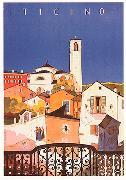 Cover-Bild zu 01530; PlakK A6: Ticino 1943