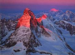 Cover-Bild zu 25813; AK: Matterhorn