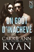 Cover-Bild zu eBook Un goût d'inachevé (Whiskey Town, #2)