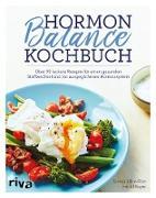 Cover-Bild zu Ellice-Flint, Emma: Hormon-Balance-Kochbuch (eBook)