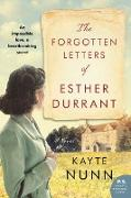Cover-Bild zu Nunn, Kayte: The Forgotten Letters of Esther Durrant