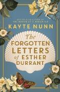 Cover-Bild zu Nunn, Kayte: Forgotten Letters of Esther Durrant (eBook)