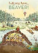 Cover-Bild zu Weightman, Magnus: Welcome Home, Beaver