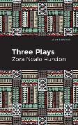 Cover-Bild zu Hurston, Zora Neale: Three Plays