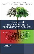Cover-Bild zu Easter, Renee N.: Analysis of Chemical Warfare Degradation Products (eBook)