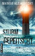Cover-Bild zu Kleinknecht, Markus: Sturmgepeitscht (eBook)