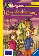 Cover-Bild zu Wich, Henriette: Das Zauberhaus - Leserabe 3. Klasse - Erstlesebuch für Kinder ab 8 Jahren