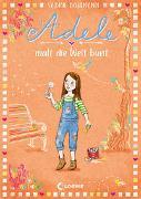 Cover-Bild zu Bohlmann, Sabine: Adele malt die Welt bunt (Band 4)