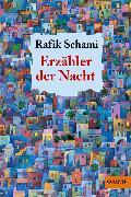 Cover-Bild zu Schami, Rafik: Erzähler der Nacht (eBook)