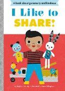 Cover-Bild zu Krensky, Stephen: I Like to Share! (eBook)