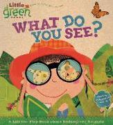 Cover-Bild zu Krensky, Stephen: What Do You See?