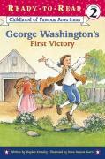 Cover-Bild zu Krensky, Stephen: George Washington's First Victory