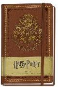Cover-Bild zu Harry Potter Notizbuch: Hogwarts