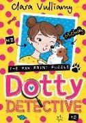 Cover-Bild zu Vulliamy, Clara: The Paw Print Puzzle (Dotty Detective, Book 2)