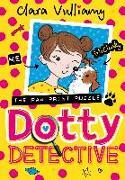 Cover-Bild zu Vulliamy, Clara: Paw Print Puzzle (Dotty Detective, Book 2) (eBook)