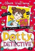 Cover-Bild zu Vulliamy, Clara: The Birthday Surprise (Dotty Detective, Book 5)