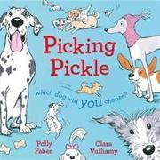 Cover-Bild zu Faber, Polly: Picking Pickle