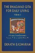 Cover-Bild zu Easwaran, Eknath: The Bhagavad Gita for Daily Living, Volume 3