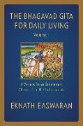 Cover-Bild zu Easwaran, Eknath: The Bhagavad Gita for Daily Living, Volume 1