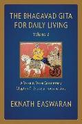 Cover-Bild zu Easwaran, Eknath: The Bhagavad Gita for Daily Living, Volume 2