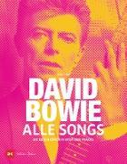 Cover-Bild zu Benoît Clerc: David Bowie - Alle Songs