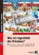 Cover-Bild zu Vorbach, Britta: Wer ist eigentlich der Nikolaus? (eBook)