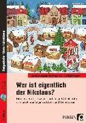 Cover-Bild zu Vorbach, Britta: Wer ist eigentlich der Nikolaus?